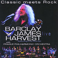 Barclay James Harvest,Лес Холроид Barclay James Harvest Feat. Les Holroyd. Classic Meets Rock (2 CD) james harvest водолазки
