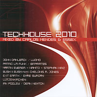 Мендес Луис Карлос,Essex,Luomo,Патрик Ла Фанк,Namito,Wollion Techhouse 2010. Mixed By Carlos Mendes & Essex (2 CD) карлос гардел carlos gardel god of tango 8 cd