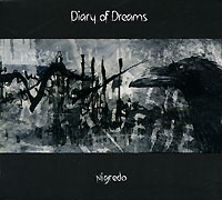 Diary Of Dreams Diary Of Dreams. Nigredo футболка классическая printio diary of dreams grau im licht