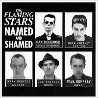 The Flaming Stars The Flaming Stars. Named And Shamed the flaming stars the flaming stars named and shamed