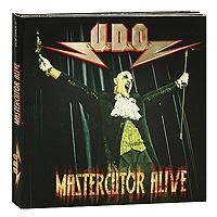 U. D. O U. D. O. Mastercutor Alive (2 CD + DVD) u d o mastercutor alive 2 dvd