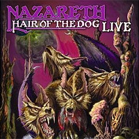 Nazareth Nazareth. Hair Of The Dog - Live (LP) fm indiscreet 25 live