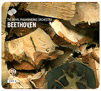цена The Royal Philharmonic Orchestra,Говард Шелли The Royal Philharmonic Orchestra. Beethoven (SACD) онлайн в 2017 году