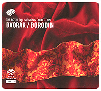 цена The Royal Philharmonic Orchestra The Royal Philharmonic Orchestra. Dvorak / Borodin (SACD) онлайн в 2017 году