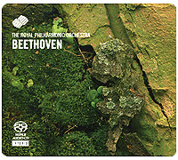 цена The Royal Philharmonic Orchestra,Бэрри Вордсвут The Royal Philharmonic Orchestra. Beethoven (SACD) онлайн в 2017 году