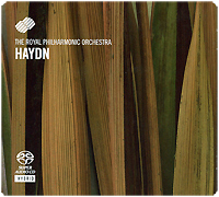 цена The Royal Philharmonic Orchestra,Жан Гловер The Royal Philharmonic Orchestra. Haydn (SACD) онлайн в 2017 году