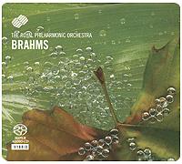лучшая цена The Royal Philharmonic Orchestra,Джеймс Лудд The Royal Philharmonic Orchestra. Brahms (SACD)