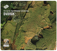 цена The Royal Philharmonic Orchestra,Дуглас Босток The Royal Philharmonic Orchestra. Dvorak (SACD) онлайн в 2017 году