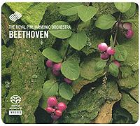 цена The Royal Philharmonic Orchestra,Джеймс Локхарт The Royal Philharmonic Orchestra. Beethoven (SACD) онлайн в 2017 году