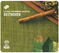 The Royal Philharmonic Orchestra,Марк Эрмлер The Royal Philharmonic Orchestra. Beethoven (SACD) the royal philharmonic chamber ensemble the royal philharmonic collection haydn sacd