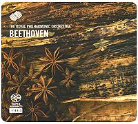 цена The Royal Philharmonic Orchestra,Майкл Ролл,Говард Шелли The Royal Philharmonic Orchestra. Beethoven (SACD) онлайн в 2017 году