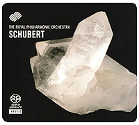 цена The Royal Philharmonic Orchestra,Говард Шелли The Royal Philharmonic Orchestra. Schubert (SACD) онлайн в 2017 году