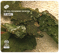 цена The Royal Philharmonic Orchestra,Жан Гловер The Royal Philharmonic Orchestra. Haydn (SACD) онлайн в 2017 году