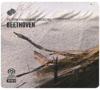 The Royal Philharmonic Orchestra,Бэрри Вордсвут The Royal Philharmonic Orchestra. Beethoven (SACD) the royal philharmonic chamber ensemble the royal philharmonic collection haydn sacd