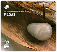 цена The Royal Philharmonic Orchestra,Ронан О'Хора The Royal Philharmonic Orchestra. Mozart (SACD) онлайн в 2017 году