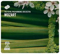 цена Ронан О'Хора,Джонатан Корни,Юрий Симонов,Жан Гловер,Джеймс Локхарт The Royal Philharmonic Orchestra. Mozart (SACD) онлайн в 2017 году