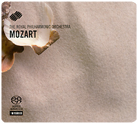 цена The Royal Philharmonic Orchestra,Джеймс Локхарт The Royal Philharmonic Orchestra. Mozart (SACD) онлайн в 2017 году