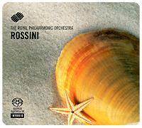 цена The Royal Philharmonic Orchestra,Эвелино Пидо The Royal Philharmonic Orchestra. Rossini (SACD) онлайн в 2017 году