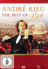 Andre Rieu: The Best Of - Live andre rieu the best of live