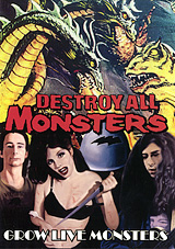Destroy All Monsters: Grow Live Monsters destroy all monsters grow live monsters