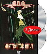 U.D.O. Mastercutor Alive (2 DVD) u d o mastercutor alive 2 dvd
