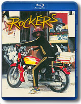 Rockers (Blu-ray) бернинг спир burning spear man in the hills lp