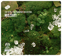 цена The Royal Philharmonic Orchestra,Джонатан Корни The Royal Philharmonic Orchestra. Mozart (SACD) онлайн в 2017 году