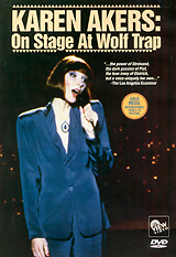 Karen Akers: On Stage At Wolf Trap john akers the infinet