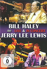 лучшая цена Bill Haley And Jerry Lee Lewis: Live In Concert