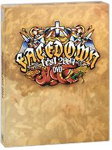 Various Artist: Facedown Fest 2004 (2 DVD) various artist facedown fest 2004 2 dvd