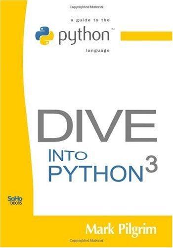 dive into python 3 на русском