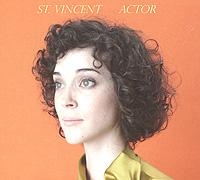 St. Vincent. Actor