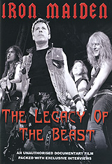 Iron Maiden:The Legacy Of The Beast все цены