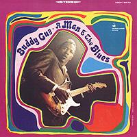 Бадди Гай Buddy Guy. A Man & The Blues цена 2017