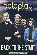 Coldplay: Back To The Start coldplay back to the start