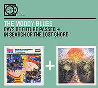 The Moody Blues The Moody Blues Days Of Future Passed  In Search Of 2 CD