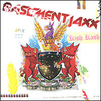 Basement Jaxx Basement Jaxx. Kish Kash цена