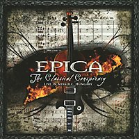 Epica Epica. The Classical Conspiracy. Live In Miskolc, Hungary (2 CD) iddis epica mid070a