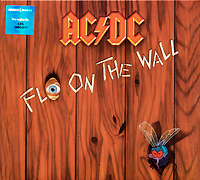 AC/DC AC/DC. Fly On The Wall ac dc the razors edge