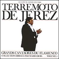 Терремото Де Херез Terremoto De Jerez. Grands Cantaores Du Flamenco. Volume 4 мануэль сото эль сордера grands cantaores du flamenco el sordera volume 16