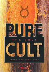 The Cult: Pure Cult - Antology 1984-1995 wild fire