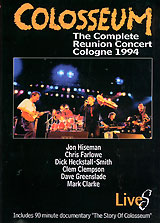 Colosseum Lives: The Complete Reunion Concert Cologne 1994 the complete peanuts 1985 to 1986