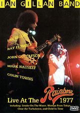 цена Ian Gillan Band: Live At The Rainbow 1977 онлайн в 2017 году