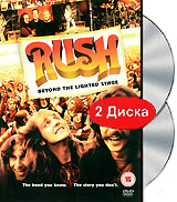Rush: Beyond The Lighted Stage (2 DVD) what was the gold rush