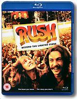 Rush: Beyond The Lighted Stage (Blu-ray) rush rush fly by night blu ray audio