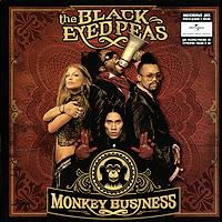 The Black Eyed Peas The Black Eyed Peas. Monkey Business топ monkey business