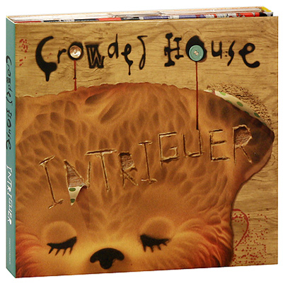 Crowded House. Intriguer (CD + DVD)
