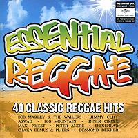 Боб Марли,Big Mountain,Aswad,Rihanna,Питер Андре Essential Reggae. 40 Classic Reggae Hits (2 CD) бэрри биггс total reggae chart hits in reggae style 2 cd