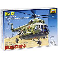 Сборная модель Советский многоцелевой вертолет Ми-8Т сборная модель zvezda вертолет ми 8 7230