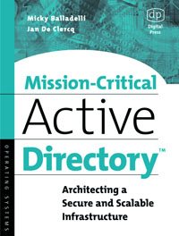 Mission-Critical Active Directory,. Доставка по России